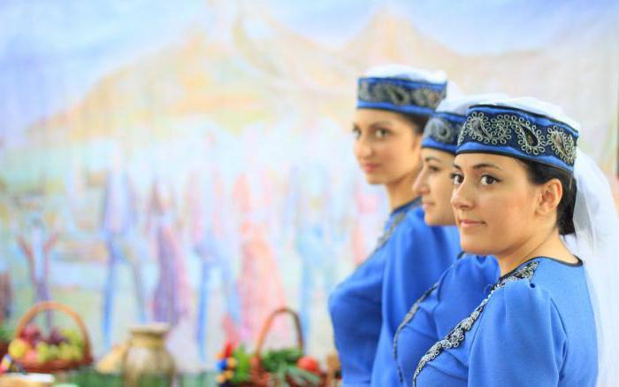 армянские обычаи и традиции для девушек