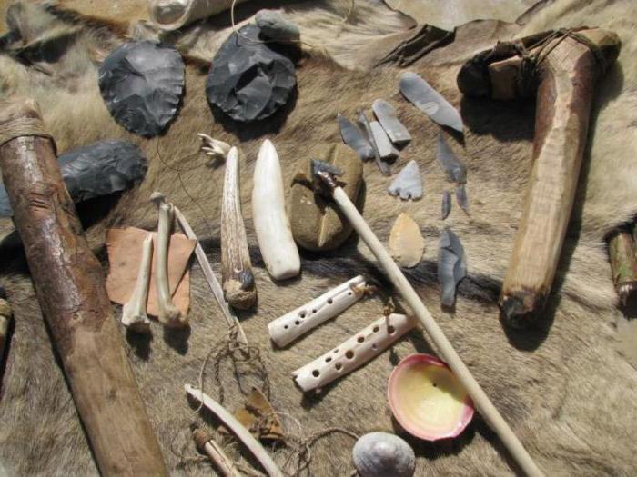 Исторический музей древние охотники и рыболовы