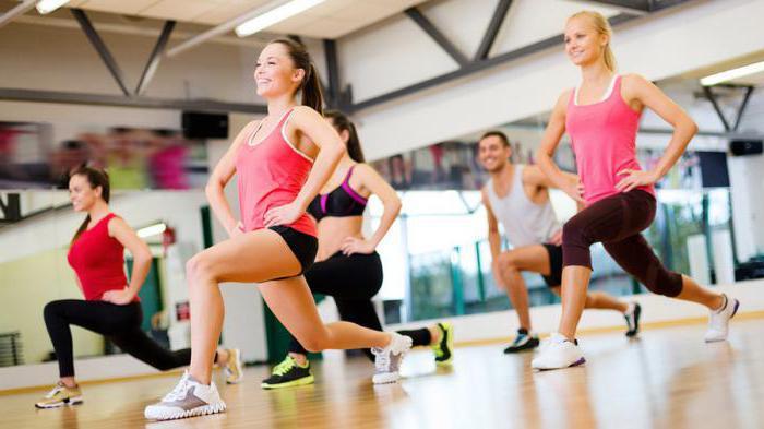 функциональная силовая тренировка