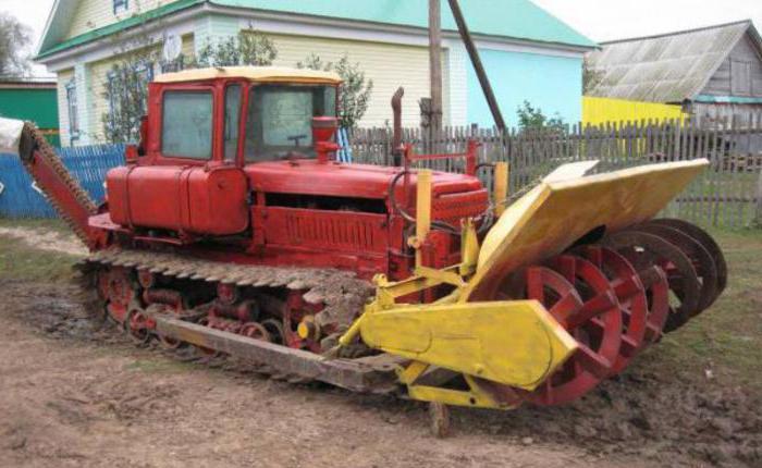 Японские трактора от Бигкарс, минитрактора
