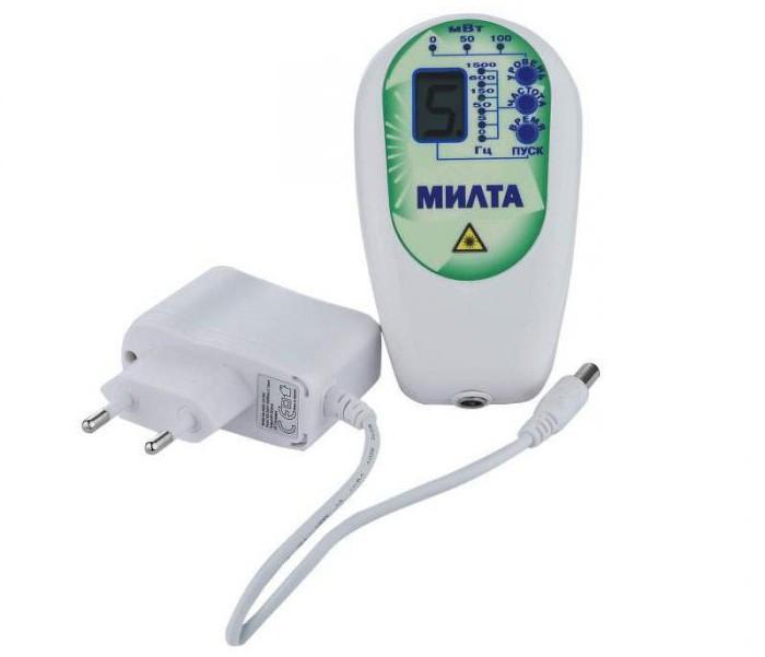 магнитно лазерная терапия милта ф 5 01