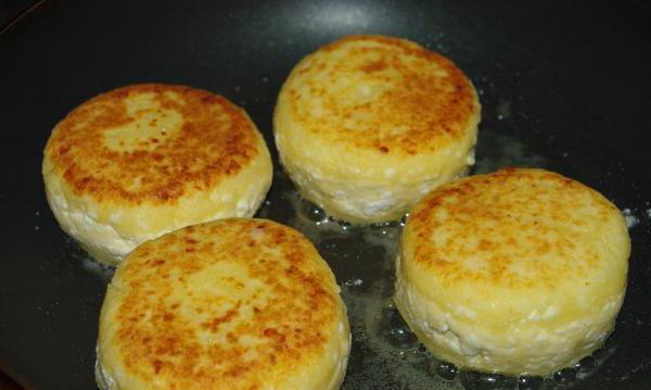 сырники из творога рецепт с фото с манкой и мукой