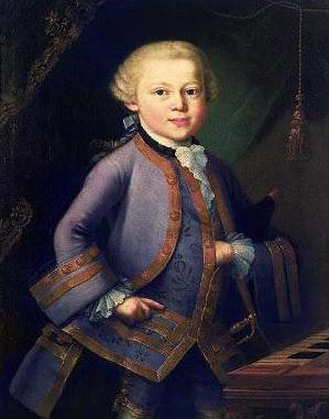 как умер моцарт