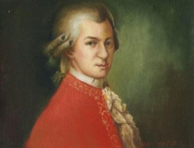 фольфганг амадей моцарт биография