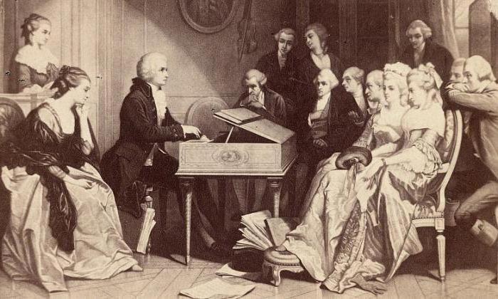 причина смерти моцарта