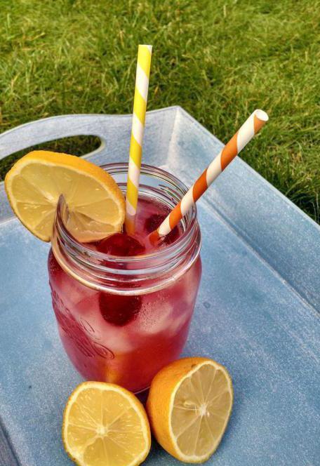 квас из цикория и лимонной кислоты и сухих дрожжей