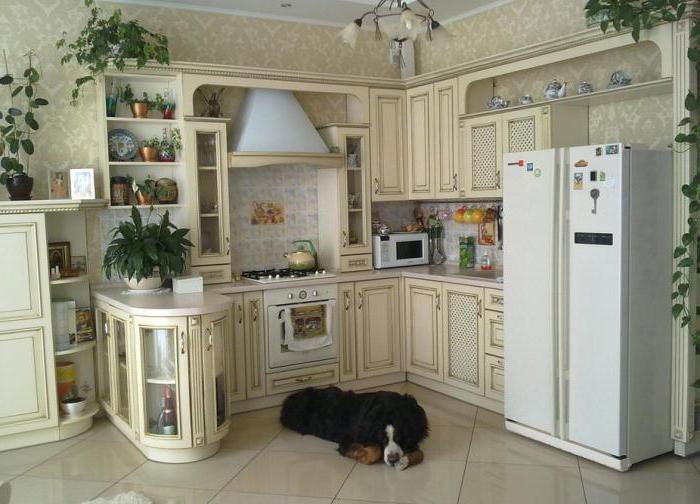 украшение кухни фото