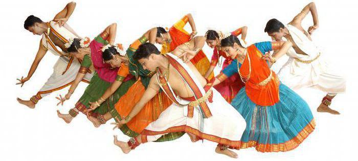 народные танцы индии