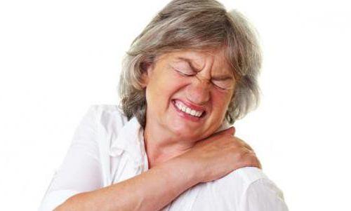гнойный плечевой артрит