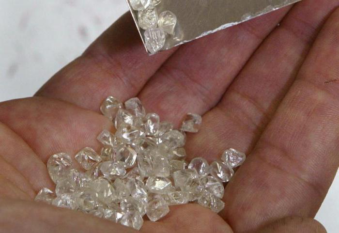 Качество бриллиантов