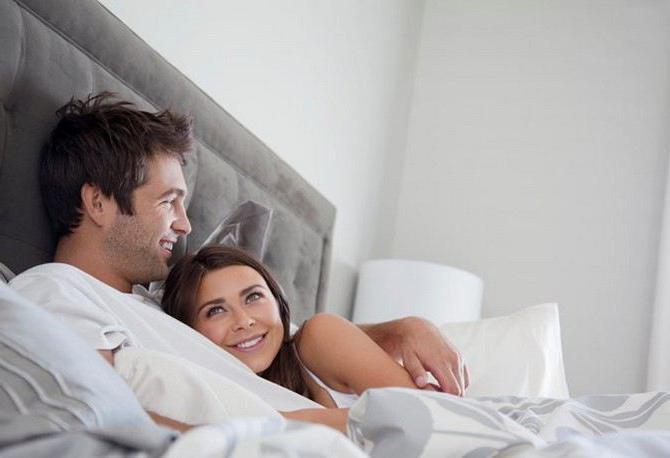 секс во время первого триместра