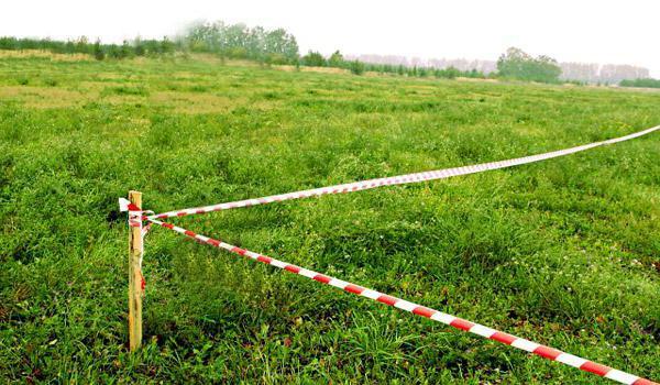 вынос в натуру границ земельного участка инструкция своими руками