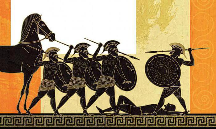 an essay on homers iliad a comparison between achilles and hector