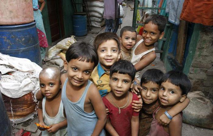 трущобы дхарави в мумбаи индия
