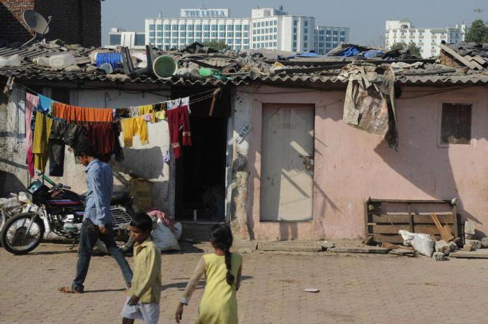 как устроена жизнь в трущобах мумбая