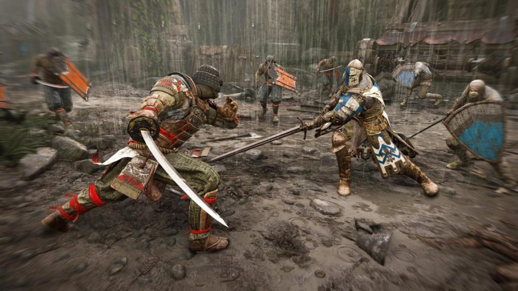 sword fighting techniques
