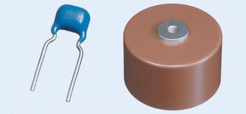 Они бывают с постоянной емкостью и подстроечными. керамические конденсаторы конденсатор