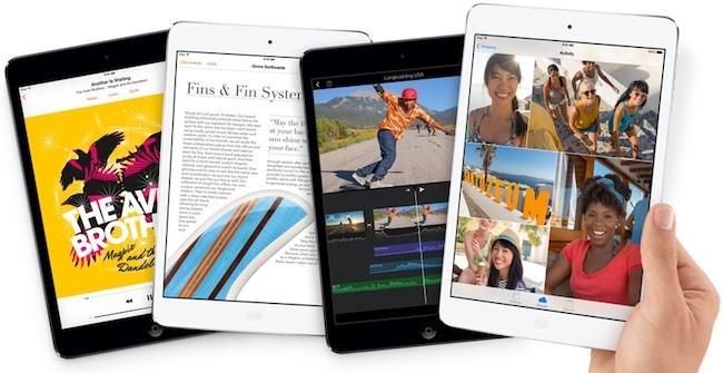 apple ipad mini технические характеристики