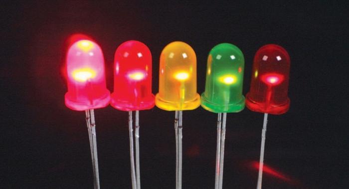 Мигающие светодиоды своими руками фото
