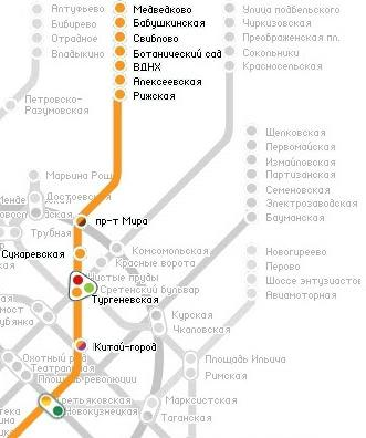 Калужско-Рижская линия