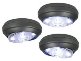 диодные светильники на батарейках