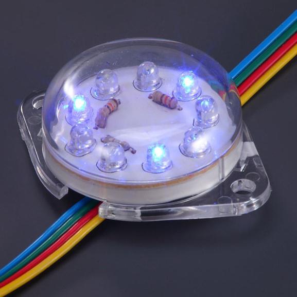 Светодиодные светильники в интерьере офиса