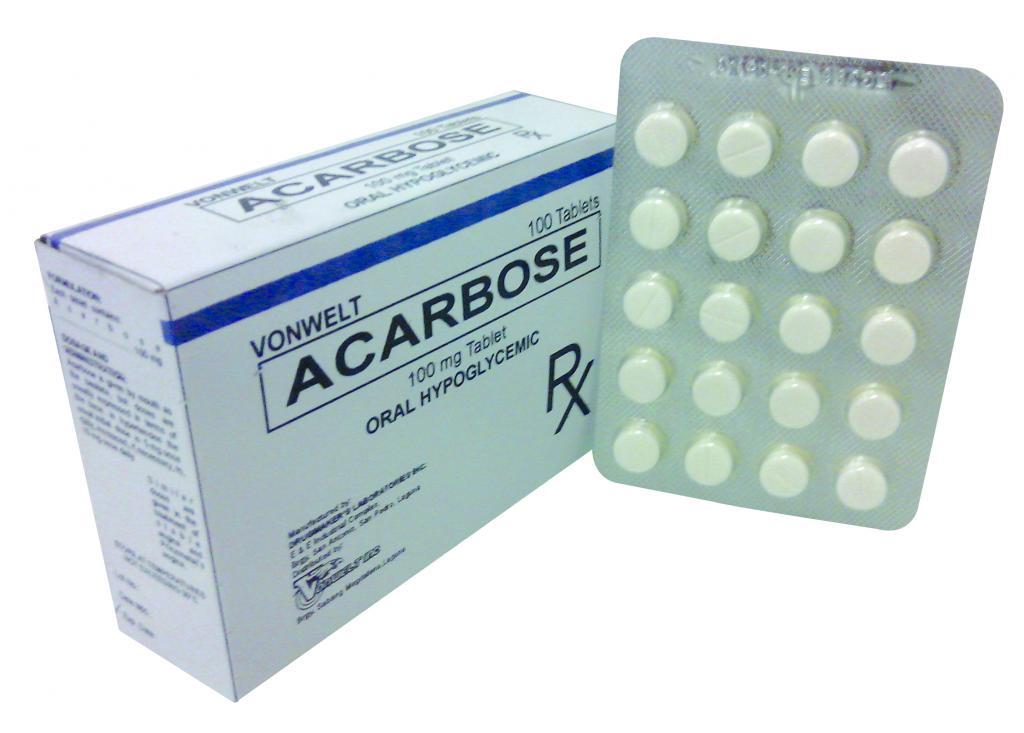 акарбоза для похудения