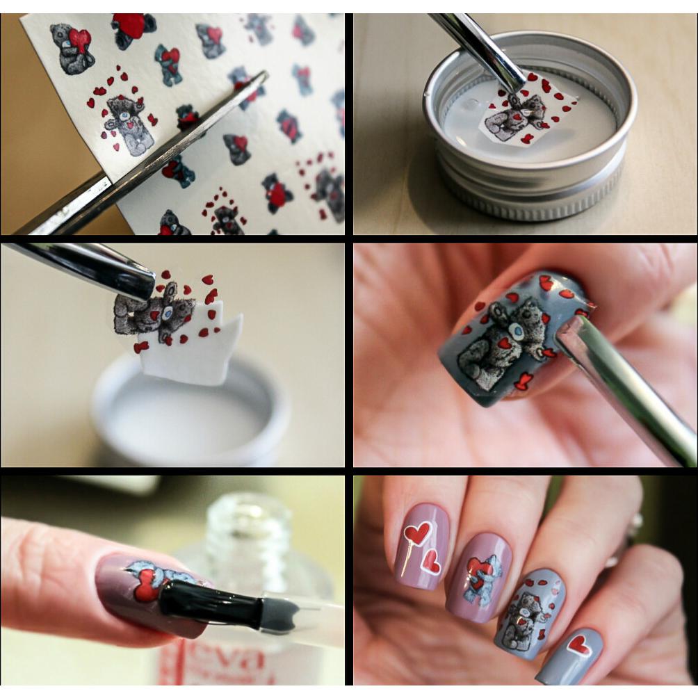 Дизайн ногтей со слайдером: способы нанесения и модные идеи