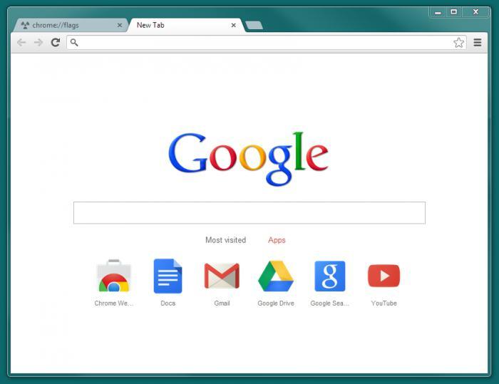 гугл хром изменить стартовую страницу
