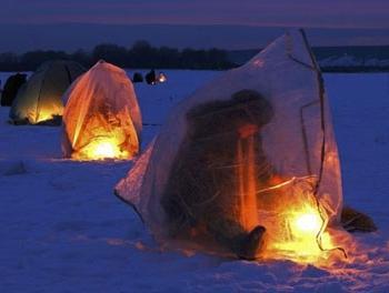 Как сделать палатку своими руками