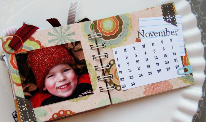 календари с фотографиями своими руками