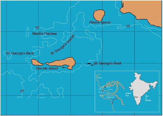 Где находится острова гуа
