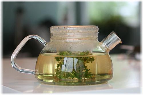 Чай с чабрецом: полезные свойства