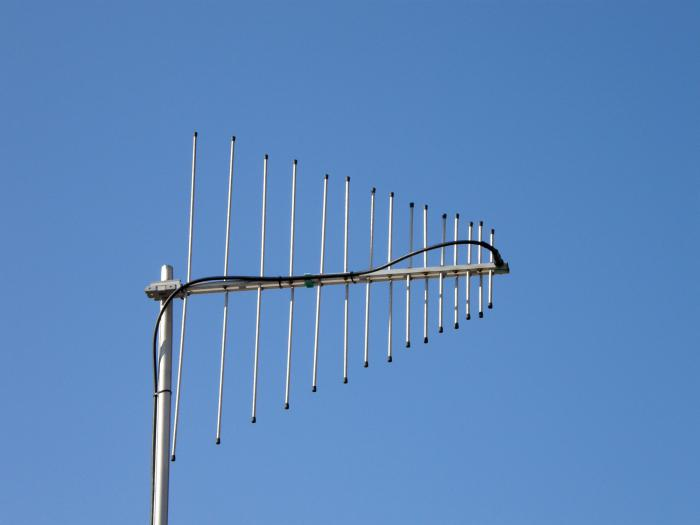 Что такое дециметровая телевизионная антенна