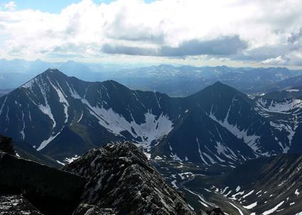 географическое положение уральских гор