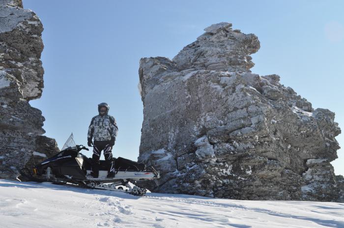 наивысшая гора уральских гор