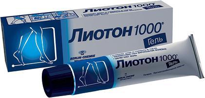 лиотон гель цена и инструкция - фото 6