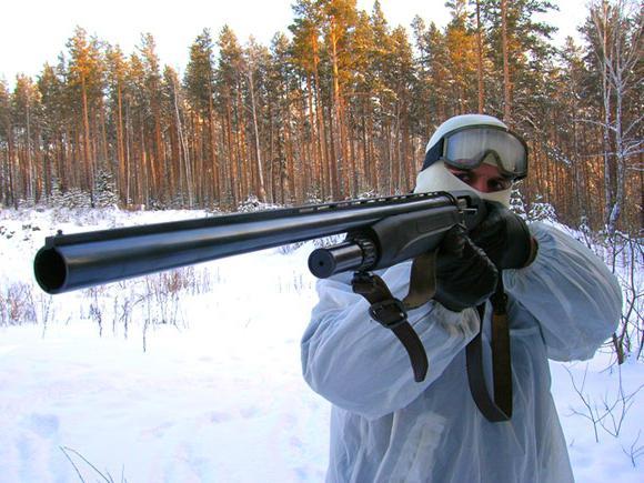 Гладкоствольный полуавтоматические ружья МР-155 и МР-153 информаци и характеристики