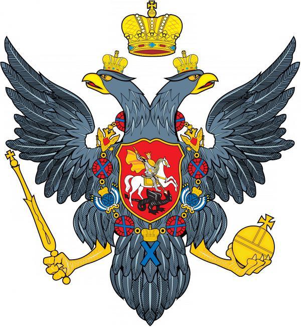 герб россии что означает