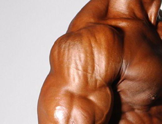 метан для роста мышц