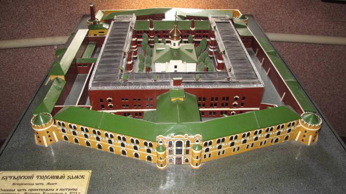 экскурсия в бутырскую тюрьму