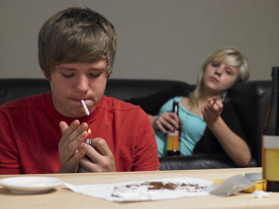 дети наркоманы фото