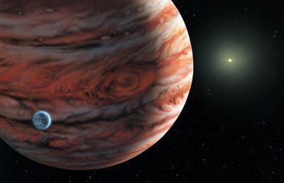 спутник планеты юпитер