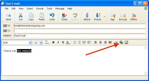 как сделать картинку ссылку в блоге