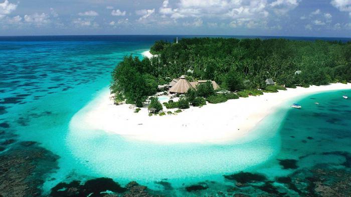 сейшельские острова погода