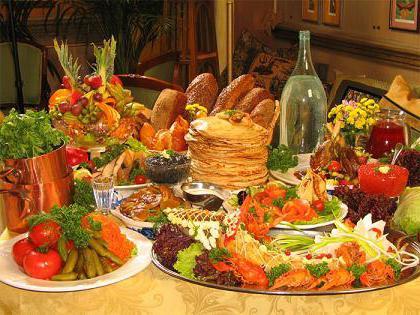 Русская рыбная кухня