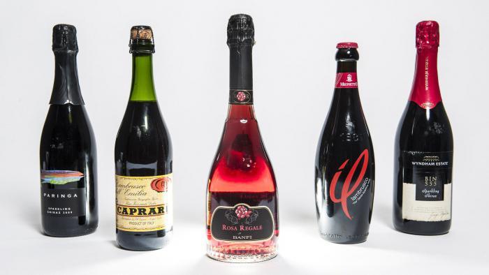 итальянские красные сухие вина