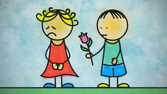 Чего нельзя простить мужчине и женщине?