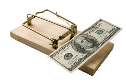 признаки мошенничества