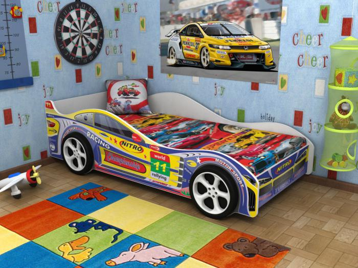 детская кроватка цена